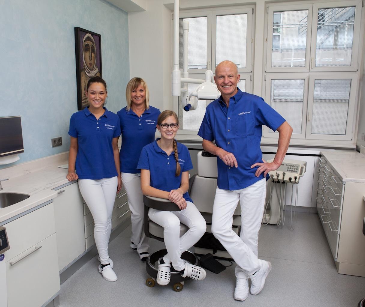 Zahnarztpraxis Dr. Metke Stuttgart
